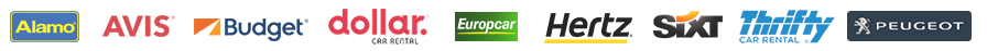 Accor Vacation Club Travel Car Hire Logos