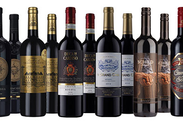 Accor Vacation Club Travel Mixed Case Wines