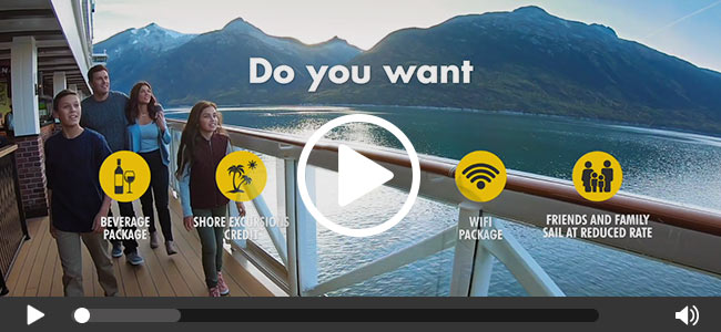 Norwegian Cruise Line promo with Accor Vacation Club Travel